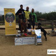 I Canicross & Bikejoring Solidari a Llagostera