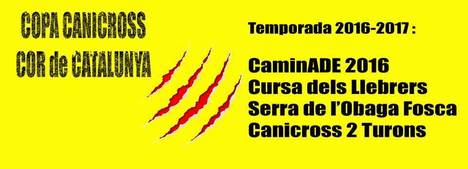 Copa Canicross Cor de Catalunya