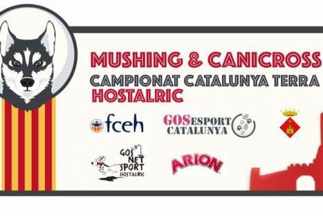 Campionat de Catalunya de Mushing Terra 2017-18