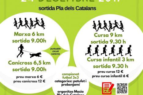 I Canicross De L'Aldea Serra de les Veles