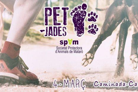 Pet-jades 2018 Caminada-Canicross-Bikejoring